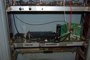 Baugruppenträger 10GHz + Ablaufsteuerung.